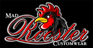 MAD ROOSTER GIRLY T-SHIRTS