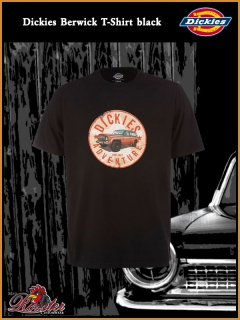 DICKIES Berwick T-Shirt black