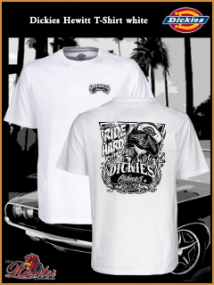 DICKIES Hewitt T-Shirt white