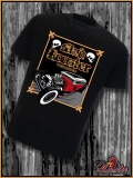 MAD ROOSTER Customwear T-Shirt black