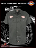 DICKIES Workerhemd Rotonda South grey