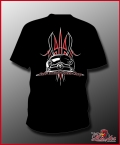 MAD ROOSTER Speed Shop T-Shirt black