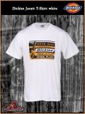 DICKIES Jaratt T-Shirt weiss