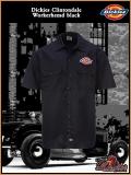 DICKIES Workerhemd Clintondale black