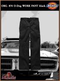 DICKIES O-Dog Work Pant Orginal 874 black