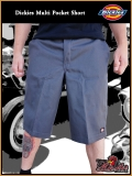 DICKIES Multi Pocket 13 Short grey